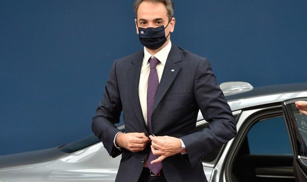 Μητσοτάκης στην Bild: Κάλεσμα στους Γερμανούς τουρίστες να έρθουν στην Ελλάδα το καλοκαίρι - αισιόδοξος για τον τουρισμό ο πρωθυπουργός  - Κυρίως Φωτογραφία - Gallery - Video