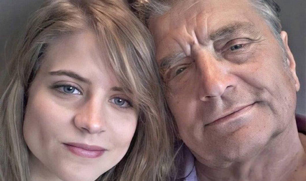 Άγριες Μέλισσες - Δανάη Μιχαλάκη: Η «Δρόσω» μαζί με τον αγαπημένο της μπαμπά - Του μοιάζει πολύ (φωτό) - Κυρίως Φωτογραφία - Gallery - Video