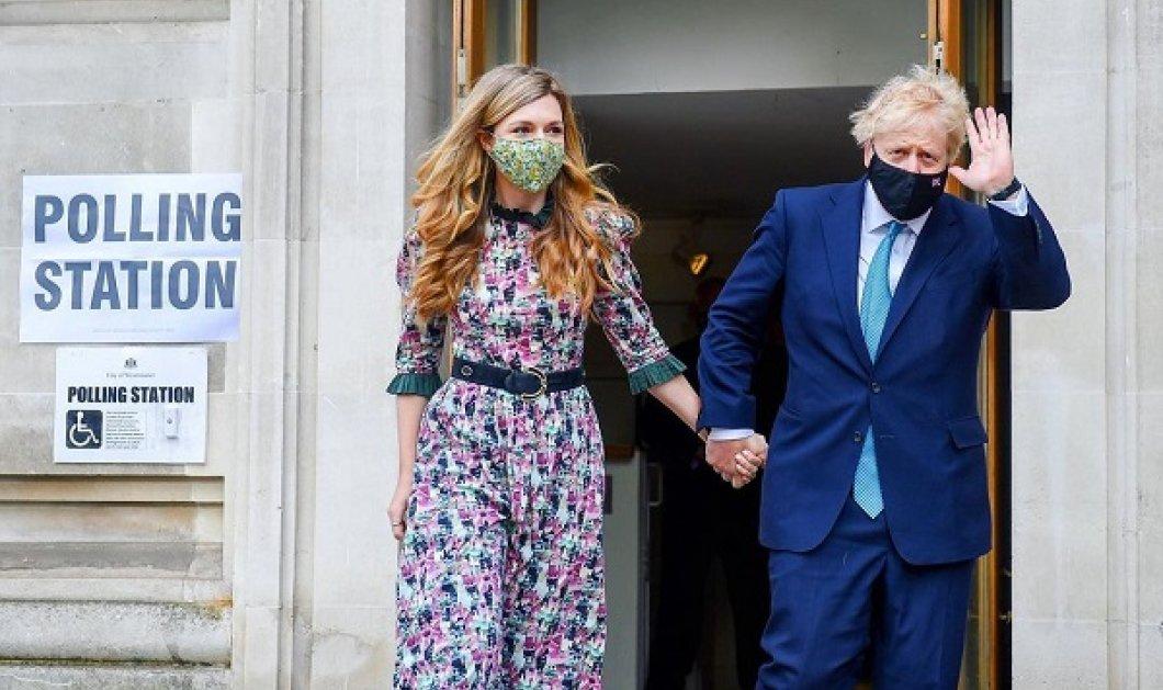 Μυστικός γάμος για τον Μπόρις Τζόνσον και την Κάρι Σίμοντς: Ο Βρετανός πρωθυπουργός παντρεύτηκε την 33χρονη αγαπημένη του (βίντεο) - Κυρίως Φωτογραφία - Gallery - Video