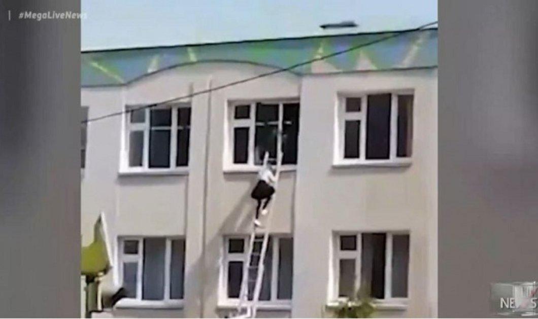 Ρωσία: Είχε διαγραφεί από το κολλέγιο ο 19χρονος δράστης του μακελειού - 9 νεκροί & 21 τραυματίες από την επίθεση στο σχολείο (βίντεο)  - Κυρίως Φωτογραφία - Gallery - Video