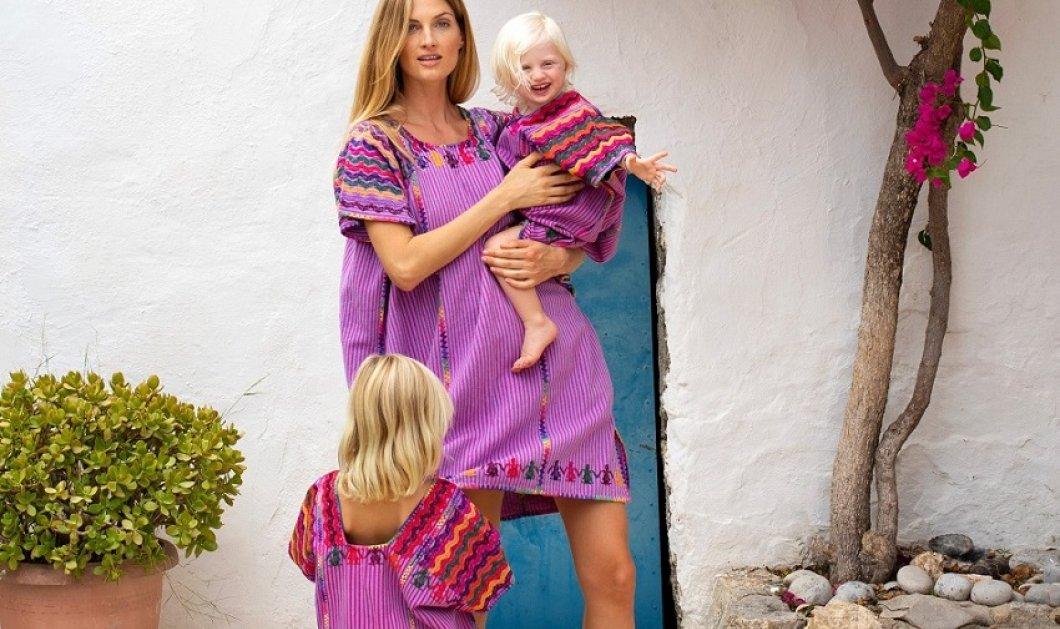 Τα διάσημα χειροποίητα  καφτάνια της Pipa Holt και η ιστορία τους - Το αγαπημένο ρούχο του καλοκαιριού στην πιο σικ εκδοχή του (φώτο) - Κυρίως Φωτογραφία - Gallery - Video