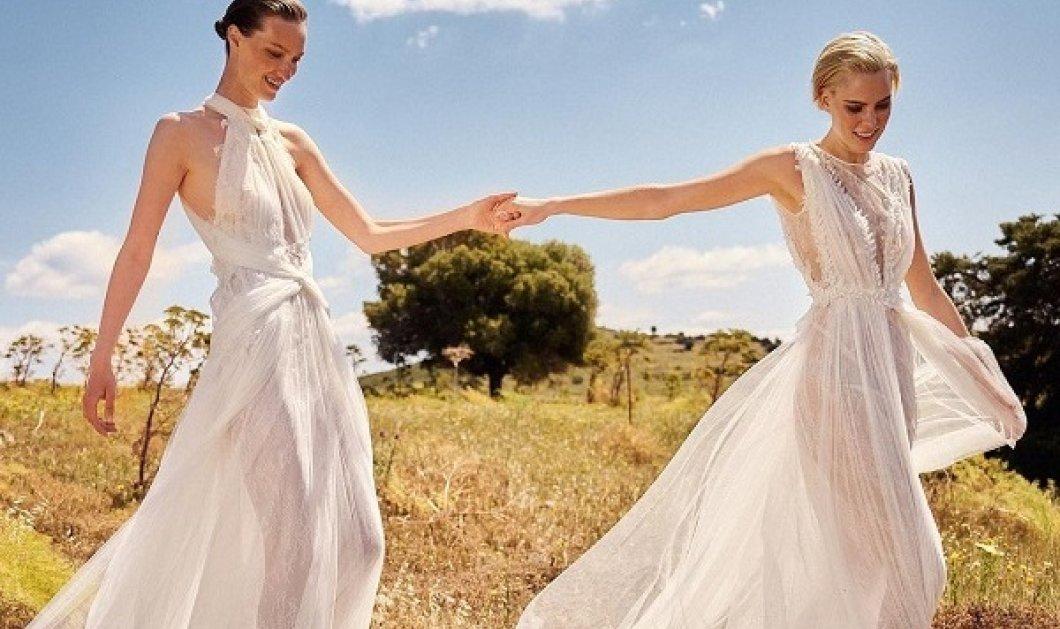 Όλα τα νυφικά του Χρήστου Κωσταρέλλου - Ο σχεδιαστής που επέλεξε για τον γάμο της η σύζυγος του Μπόρις Τζόνσον (φωτό) - Κυρίως Φωτογραφία - Gallery - Video
