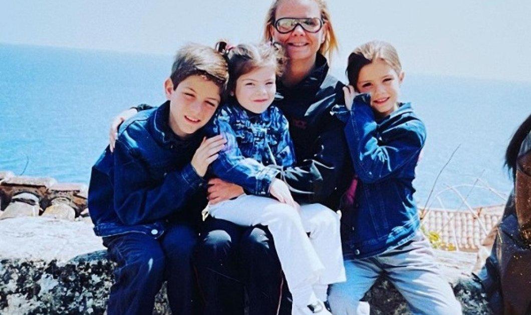 Ο πατέρας της παγκόσμιας πρωταθλήτριας Μαρίας Σάκκαρη εύχεται στην ηρωίδα Κανελλοπούλου, μητέρα των 3 παιδιών τους (φωτό) - Κυρίως Φωτογραφία - Gallery - Video