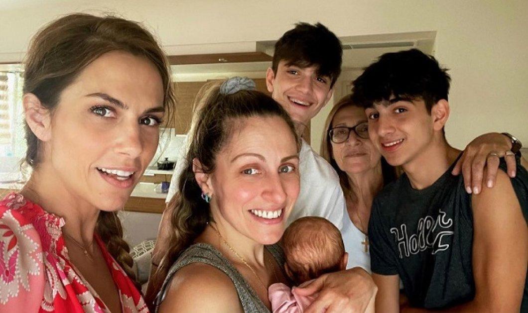 Πώς πέρασαν το Πάσχα τους οι celebrities: Με την οικογένεια της η Ντορέττα Παπαδημητρίου, με ένα γουρουνάκι ο Μάνος Βυνιχάκης (φωτό) - Κυρίως Φωτογραφία - Gallery - Video