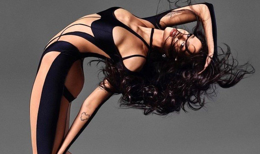 Το σέξι Mugler catsuit που έχουν φορέσει Beyoncé, Billie Eilish, Dua Lipa, Irina Shayk και Miley Cyrus - Ποια το απογείωσε; (φωτό) - Κυρίως Φωτογραφία - Gallery - Video