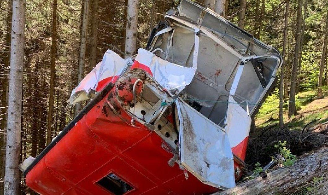 Τραγωδία στην Ιταλία: Τουλάχιστον 9 άνθρωποι έχασαν την ζωή τους όταν έσπασε το τελεφερίκ στον αέρα - δύο παιδιά στο νοσοκομείο (φωτό) - Κυρίως Φωτογραφία - Gallery - Video