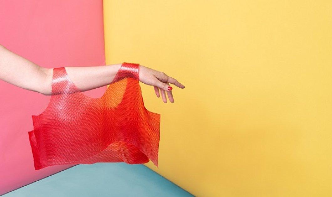 Είναι αυτά τα ρούχα του μέλλοντος; Ισλανδή σχεδιάστρια καινοτομεί με δημιουργίες από ζελέ! Τα λιώνεις & φτιάχνεις καινούργια (φωτό) - Κυρίως Φωτογραφία - Gallery - Video