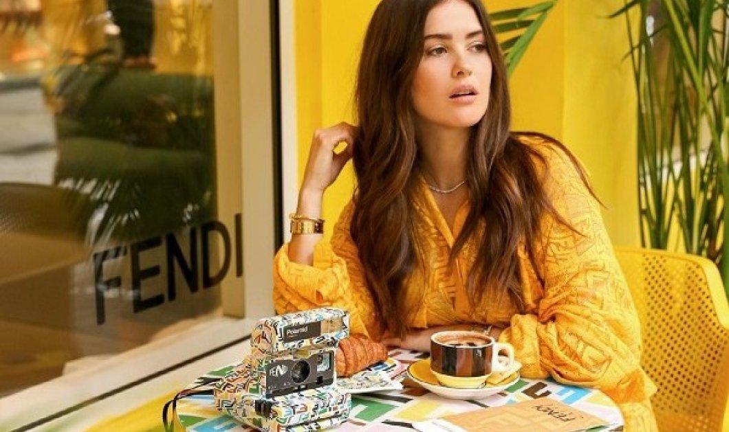 Πάμε για καφέ στου… Fendi: Το νέο μαγαζί του οίκου στο Μαϊάμι είναι κίτρινο και groovy - όπως τα ρούχα της καλοκαιρινής του κολεξιόν (φωτό) - Κυρίως Φωτογραφία - Gallery - Video