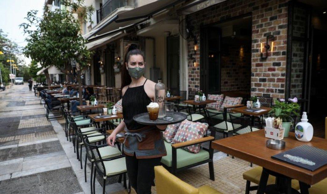 Κορωνοϊός - Ελλάδα: 1.904 νέα κρούσματα -732 διασωληνωμένοι, 60 θάνατοι - Κυρίως Φωτογραφία - Gallery - Video