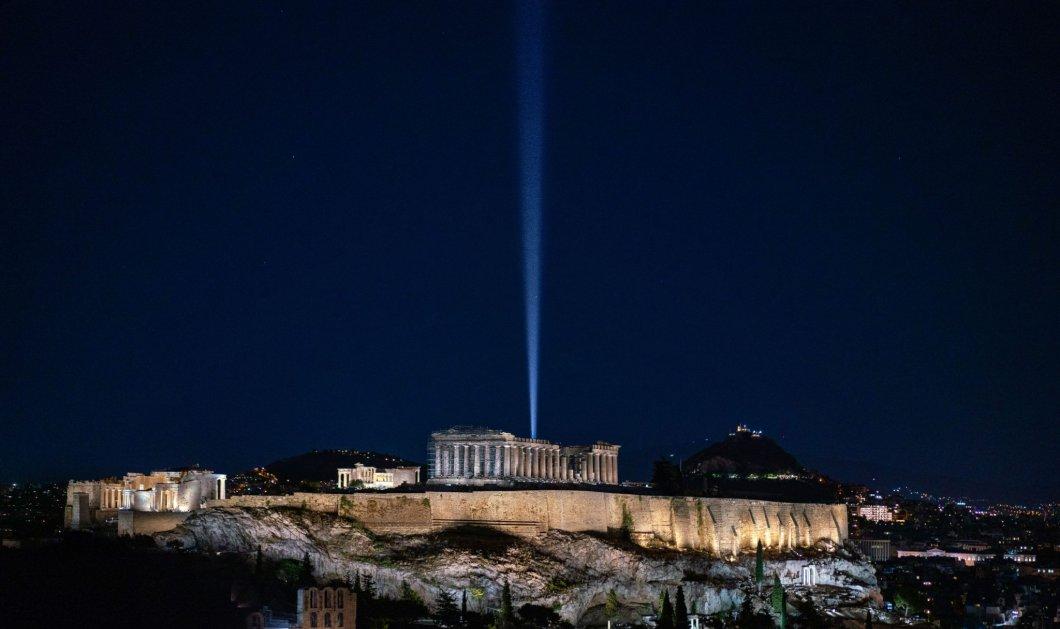 Τρία σημαντικά βραβεία απέσπασε ο νέος φωτισμός της Ακρόπολης - Ποια είναι η Ελευθερία Ντεκώ που τον επιμελήθηκε; (φωτό - βίντεο)  - Κυρίως Φωτογραφία - Gallery - Video