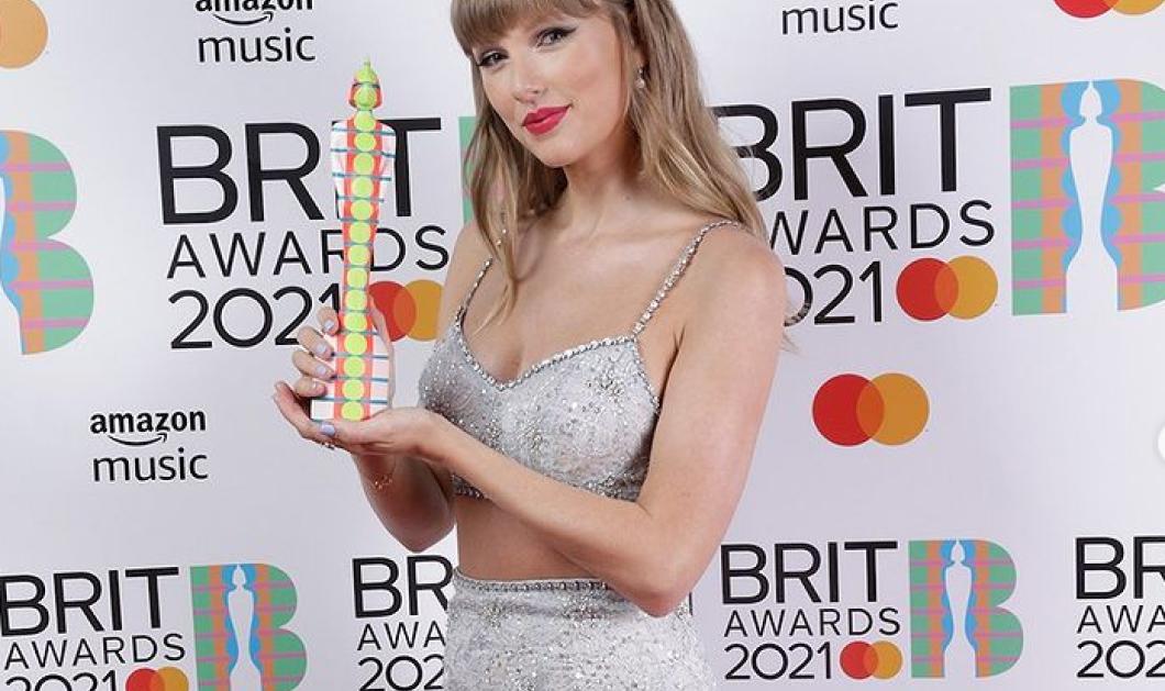 Taylor Swift, Dua Lipa, The Weeknd, Little Mix , οι νικητές των BRIT Awards 2021 - Όλα όσα έγιναν στην φαντασμαγορική βραδιά (φωτό - βίντεο) - Κυρίως Φωτογραφία - Gallery - Video