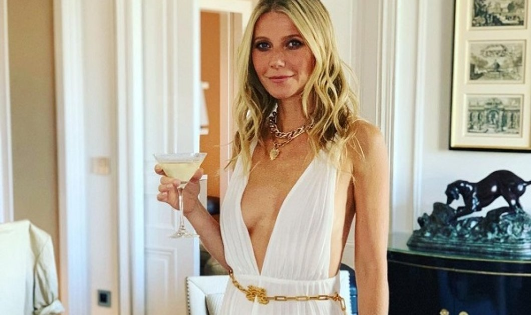 Η Gwyneth Paltrow και τα iconic outfits της: Το Calvin Klein δερμάτινο - επί εποχής Brad Pitt, η ροζ Ralph Lauren τουαλέτα στα Όσκαρ (βίντεο) - Κυρίως Φωτογραφία - Gallery - Video
