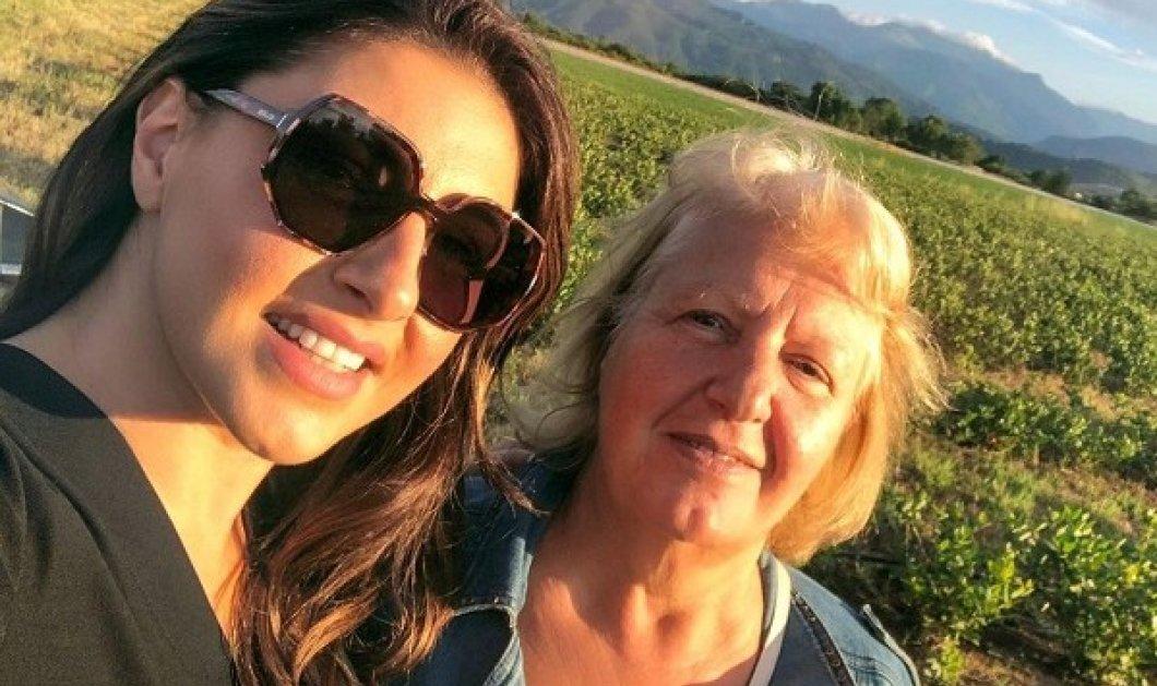 Η Έλενα Παπαρίζου αγαπά το Φροσάκι της και η Έλλη Κοκκίνου την δική της μαμά - Τους τραγουδάνε κιόλας (φωτό) - Κυρίως Φωτογραφία - Gallery - Video