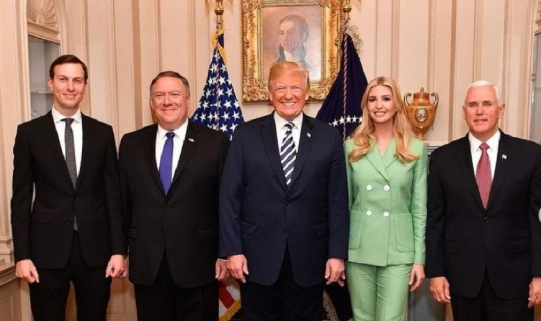 """Η φωτογραφία της Ivanka Trump με το εμβόλιο δεν πήγε τόσο καλά όσο περίμενε - Τα """"τριαντάφυλλα""""  έγιναν αγκάθια - Η θύελλα αντιδράσεων (φώτο) - Κυρίως Φωτογραφία - Gallery - Video"""