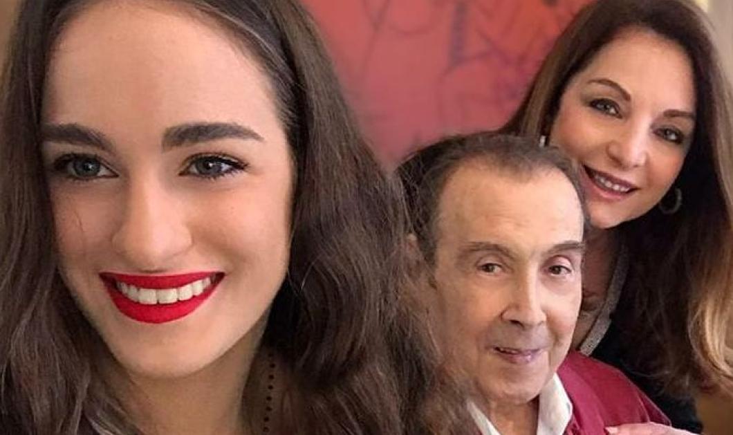 O Τόλης Βοσκόπουλος στο νοσοκομείο με αναπνευστικό πρόβλημα - Στο πλευρό του η Άντζελα & η κόρη του Μαρία (βίντεο)  - Κυρίως Φωτογραφία - Gallery - Video