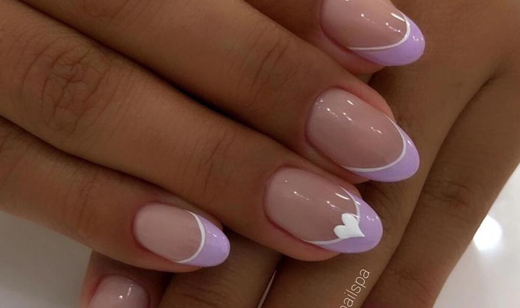 41 εκπληκτικά σχέδια στα νύχια για τον Ιούνιο 2021 - Floral, pastel, περίτεχνα σχέδια  - Κυρίως Φωτογραφία - Gallery - Video