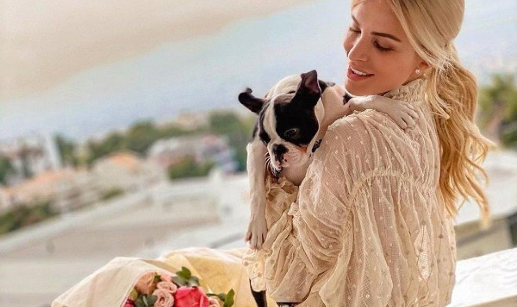 Η Κατερίνα Καινούργιου δεν κρύβει τα χρόνια της! Φόρεσε το πιο όμορφο φόρεμα για τα 36ά γενέθλιά της - Η φωτό που τράβηξε ο σύντροφός της - Κυρίως Φωτογραφία - Gallery - Video