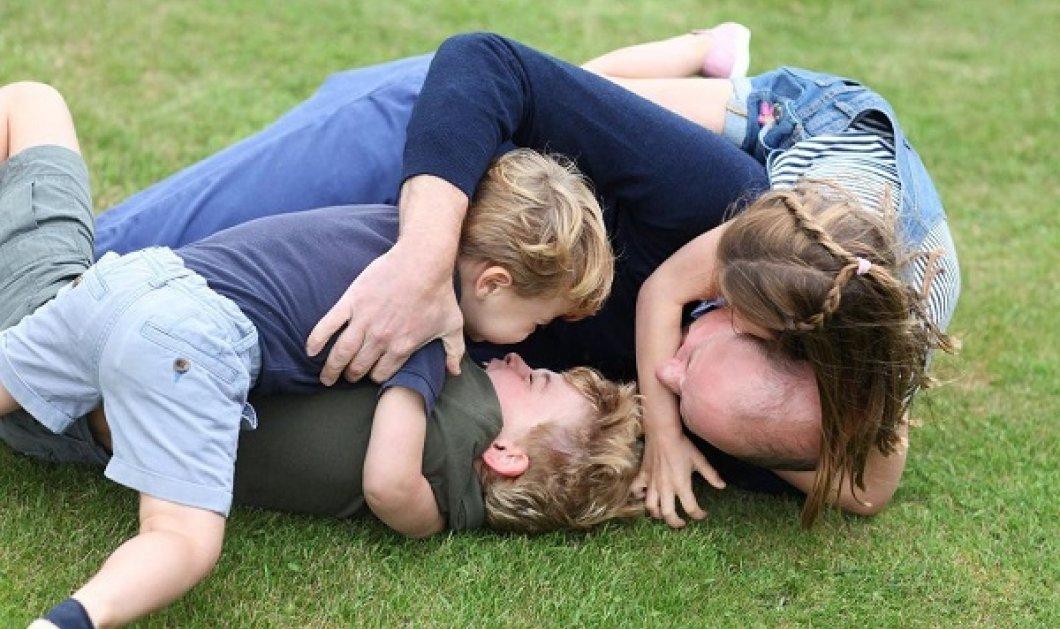 Μια όμορφη οικογένεια: Η Kate Middleton και ο πρίγκιπας William σε ένα τρυφερό βίντεο με τα παιδιά τους - Οι αγκαλιές, τα παιχνίδια, τα γέλια - Κυρίως Φωτογραφία - Gallery - Video