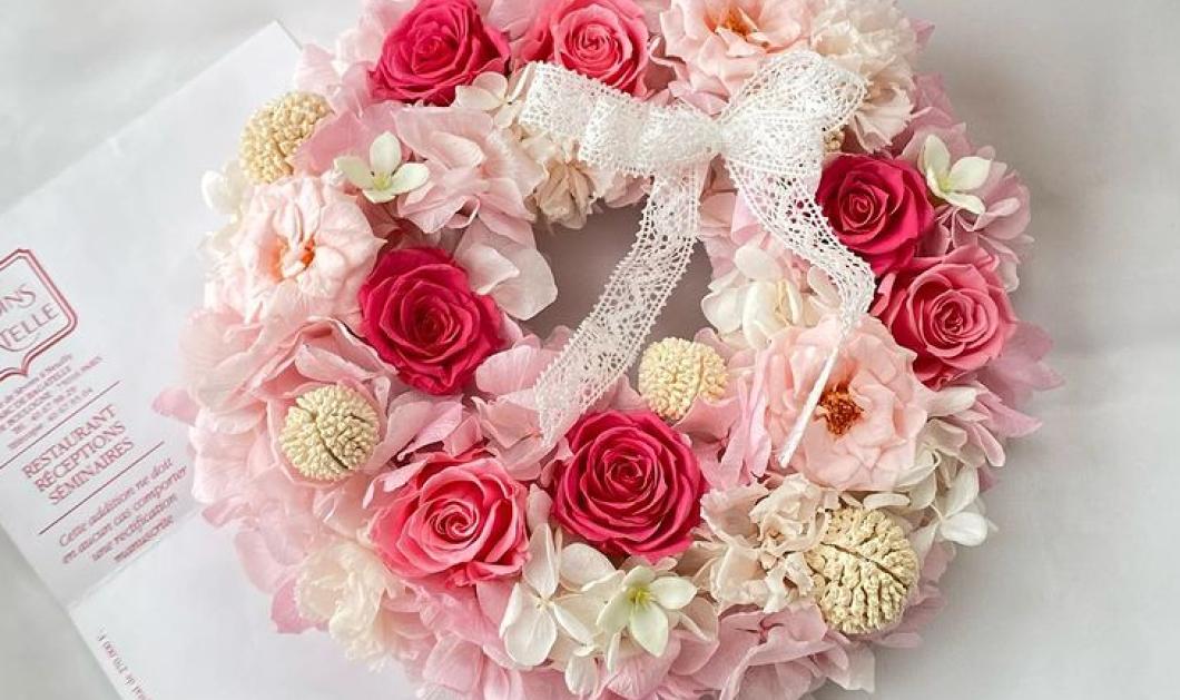 Τα ωραιότερα στεφάνια για την Πρωτομαγιά - Με αγριολούλουδα, μαργαρίτες, τριαντάφυλλα και φαντασία δημιουργήστε το δικό σας (φωτό) - Κυρίως Φωτογραφία - Gallery - Video