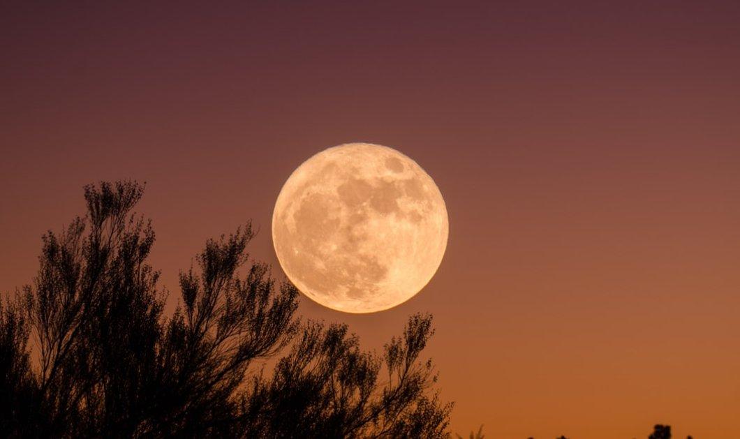 Σούπερ Ματωμένο Φεγγάρι: Η δεύτερη φετινή υπερπανσέληνος την Τετάρτη 26 Μαΐου - Που θα είναι ορατή;  - Κυρίως Φωτογραφία - Gallery - Video