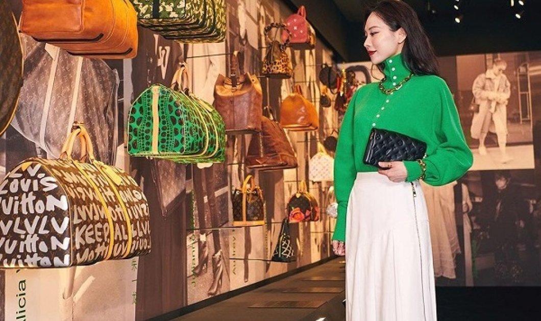 Οι Κινέζες ξετρελάθηκαν με τη νέα έκθεση - μαμούθ της Louis Vuitton στην Hangzhou: Ταξίδι στα 160 χρόνια ιστορίας του οίκου (φωτό & βίντεο) - Κυρίως Φωτογραφία - Gallery - Video