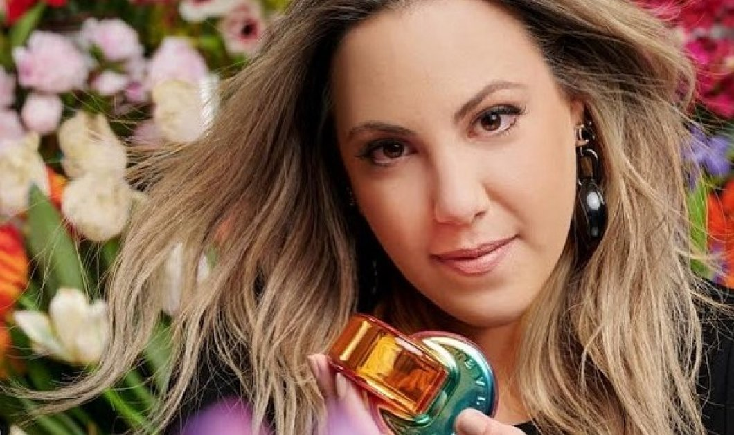 Μαίρη Κατράντζου - Bulgari: Μετά τις απίθανες τσάντες ήρθε το άρωμα - Ένα μπουκέτο λουλουδιών σε πολύχρωμο μπουκάλι (φωτό & βίντεο) - Κυρίως Φωτογραφία - Gallery - Video