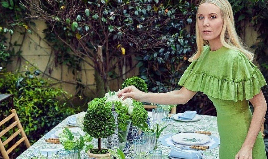 Τα παραμυθένια art de la table της Alice Naylor-Leyland - Διακοσμεί τα τραπέζια σε πάρτι και δεξιώσεις της υψηλής κοινωνίας (φωτό) - Κυρίως Φωτογραφία - Gallery - Video