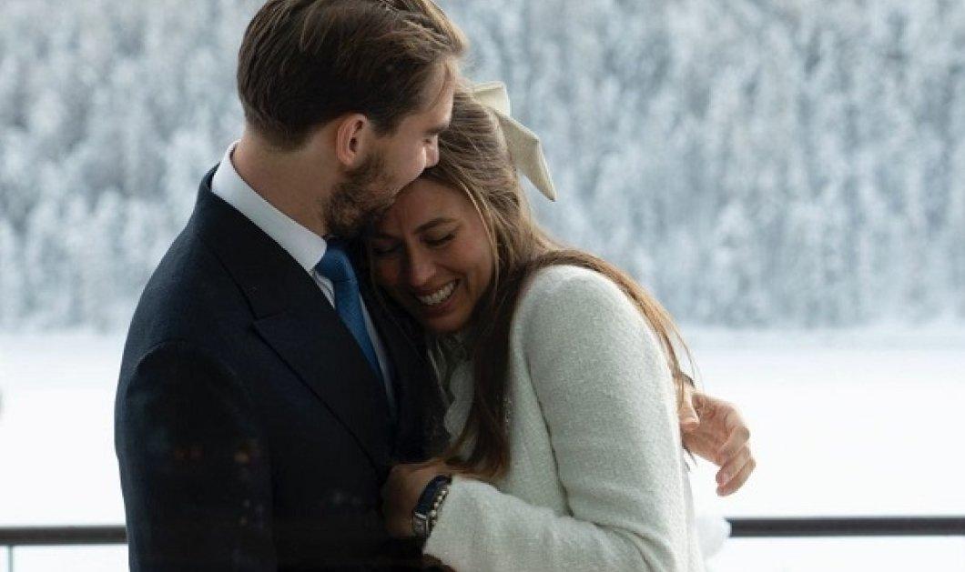 Θρησκευτικός γάμος για τον πρίγκιπα Φίλιππο και την Νίνα Φλορ - Το ρομαντικό art de la table και ο αριστοκράτης κρεοπώλης (φωτό) - Κυρίως Φωτογραφία - Gallery - Video