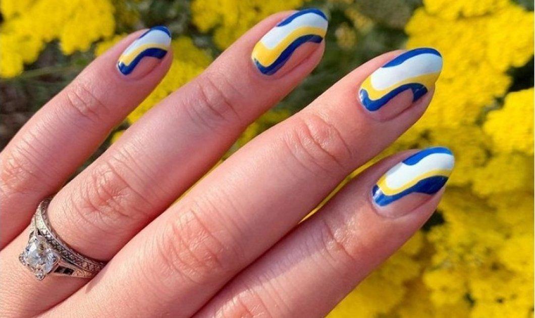 Πολύχρωμα - παστέλ - λεοπάρ - εντυπωσιακά! - Τα νύχια της φετινής άνοιξης τραβούν την προσοχή  (φώτο) - Κυρίως Φωτογραφία - Gallery - Video