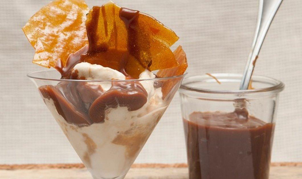 Φτιάχνουμε παγωτό με μπάτερσκοτς στο σπίτι! Η πεντανόστιμη συνταγή του Στέλιου Παρλιάρου  - Κυρίως Φωτογραφία - Gallery - Video