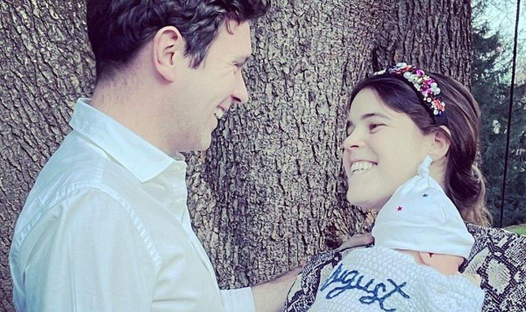 Γενέθλια για τον σύζυγο της πριγκίπισσας Ευγενίας: Τρισευτυχισμένος πατέρας ο Jack Brooksbank, αγκαλιά με τον γιο τους (φωτό) - Κυρίως Φωτογραφία - Gallery - Video