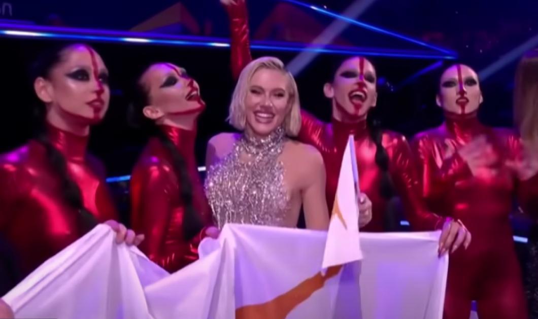 Eurovision 2021: Στον τελικό η Κύπρος με την εντυπωσιακή Έλενα Τσαγκρινού & το El Diablo - Οι χώρες που προκρίθηκαν από τον Α' Ημιτελικό (φωτό - βίντεο) - Κυρίως Φωτογραφία - Gallery - Video