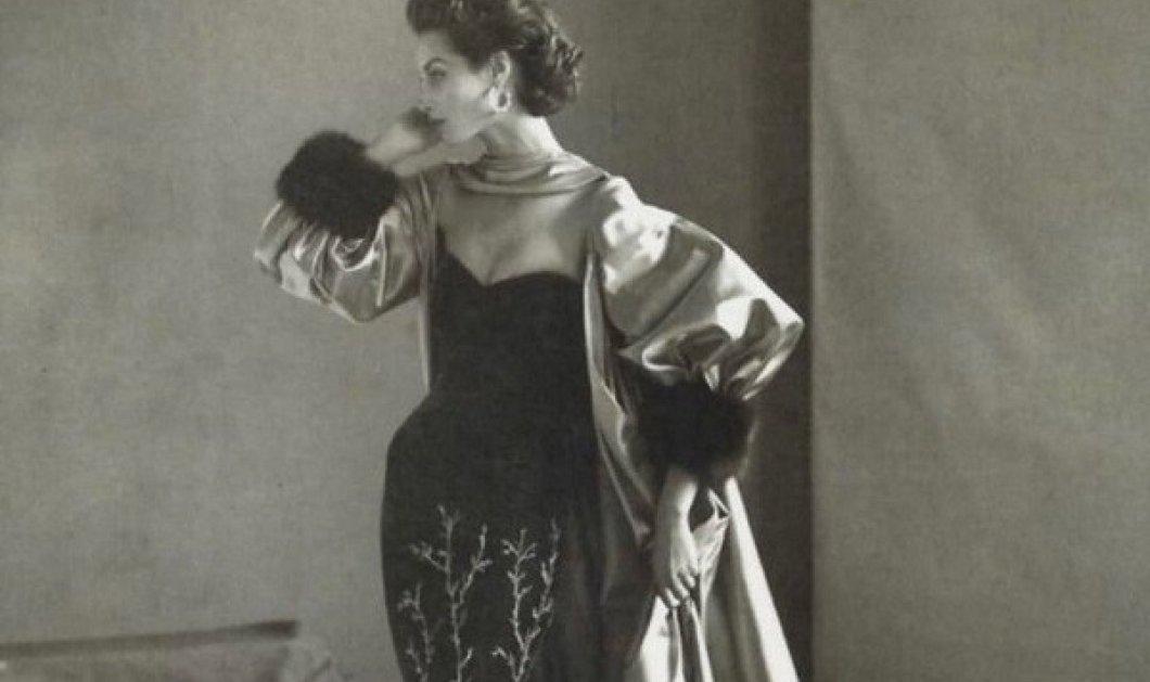 Όταν η Christy Turlington πόζαρε για την ιταλική Vogue το 1991: Το supermodel με απίθανες Haute Couture δημιουργίες του Valentino (φωτό) - Κυρίως Φωτογραφία - Gallery - Video