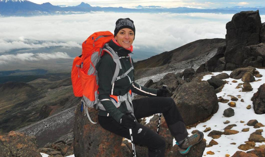 Τopwoman η κορυφαία Ελληνίδα ορειβάτης Κική Τσακαλδήμη - Πραγματοποίησε την πρώτη γυναικεία αποστολή στο Έβερεστ (φωτό - βίντεο) - Κυρίως Φωτογραφία - Gallery - Video