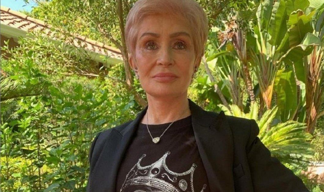 "H Σάρον  Όσμπορν ""έριξε"" το Instagram - Γλύκα η εγγονούλα της - Η σύζυγος του Όζι η πιο ευτυχισμένη γιαγιά του κόσμου (φώτο) - Κυρίως Φωτογραφία - Gallery - Video"