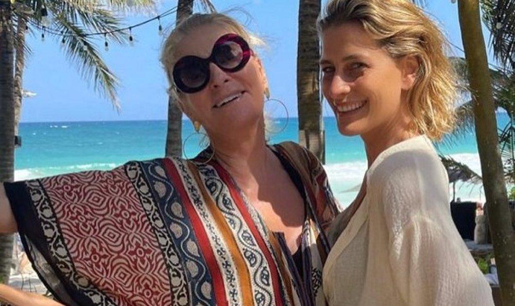 Η Τατιάνα Μπλάτνικ για την μαμά της που της λείπει και τον μπαμπά της που «έφυγε» νωρίς - «Γιορτάζω την ζωή & την αγάπη» (φωτό) - Κυρίως Φωτογραφία - Gallery - Video