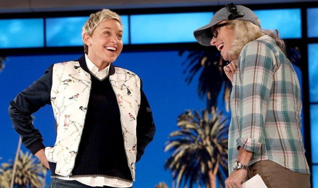 Τέλος εποχής για το show της Ellen DeGeneres: Η Kelly Clarkson παίρνει την σκυτάλη από την διάσημη παρουσιάστρια (φωτό & βίντεο) - Κυρίως Φωτογραφία - Gallery - Video