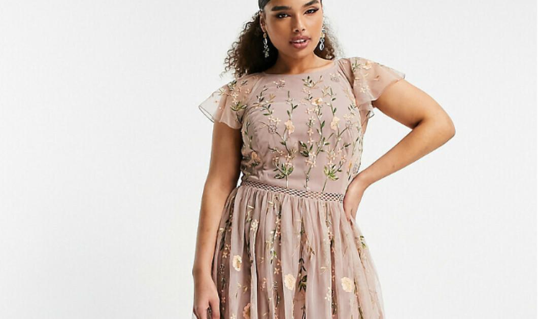 Καλοκαιρινά φορέματα για γυναίκες Plus Size - Ανάλαφρα, στυλάτα, κομψά (φωτό) - Κυρίως Φωτογραφία - Gallery - Video