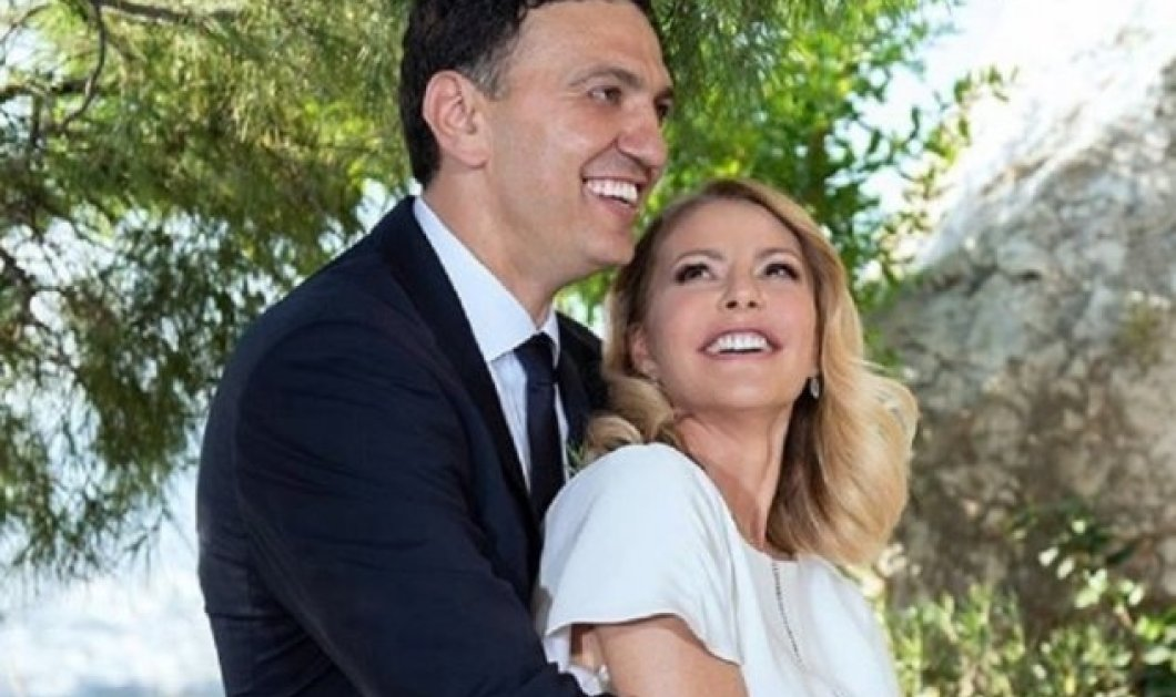«My man»! Η Τζένη Μπαλατσινού εύχεται στον αγαπημένο της σύζυγο Βασίλη Κικίλια για τα γενέθλιά του (φωτό) - Κυρίως Φωτογραφία - Gallery - Video