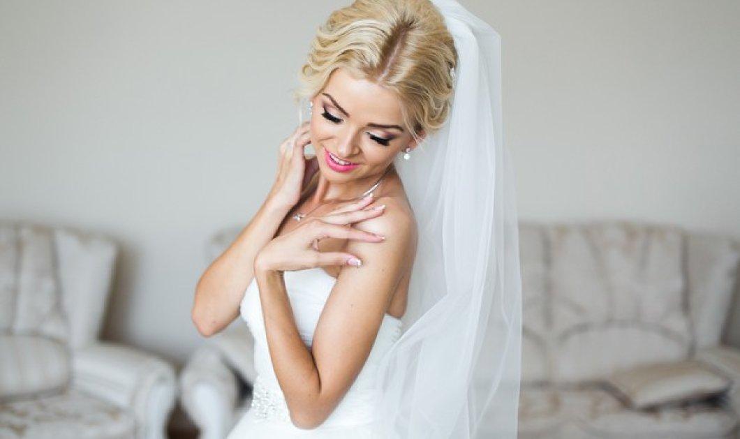 Το ιδανικό νυφικό μακιγιάζ για ξανθιές ανάλογα με το χρώμα ματιών - Λάμψτε την ημέρα του γάμου σας (φωτό) - Κυρίως Φωτογραφία - Gallery - Video