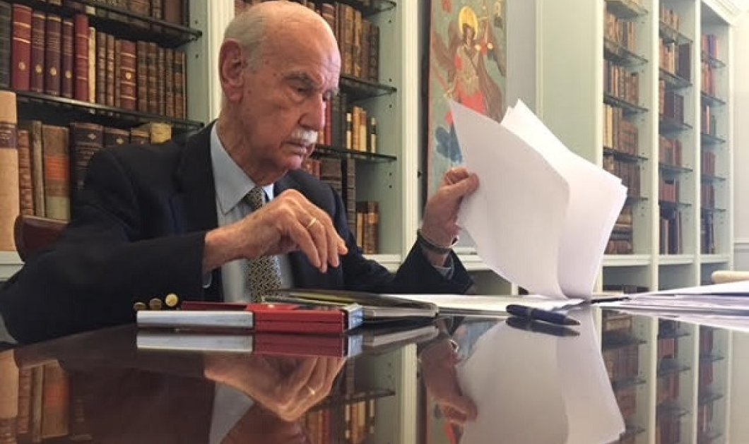 Πέθανε Παύλος Ιωαννίδης, ο αρχιπολότος του Ωνάση: Μια ζωή μυθιστόρημα για τον αγέρωχο στενό φίλο του Έλληνα κροίσου & πρώτο Διευθυντή της Ολυμπιακής (φωτό) - Κυρίως Φωτογραφία - Gallery - Video