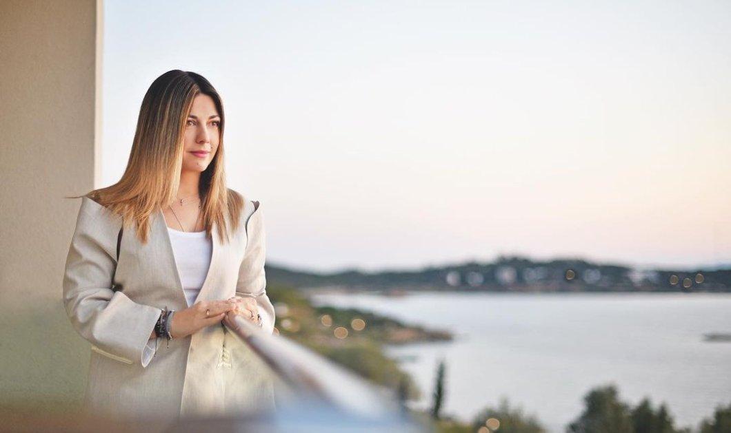 Συγκινεί η Σοφία Ζαχαράκη: Δύσπνοια, εξάντληση, ζάλη, αυξομειώσεις οξυγόνου  - Αυτά μου έκανε ο κορωνοϊός (φωτό) - Κυρίως Φωτογραφία - Gallery - Video