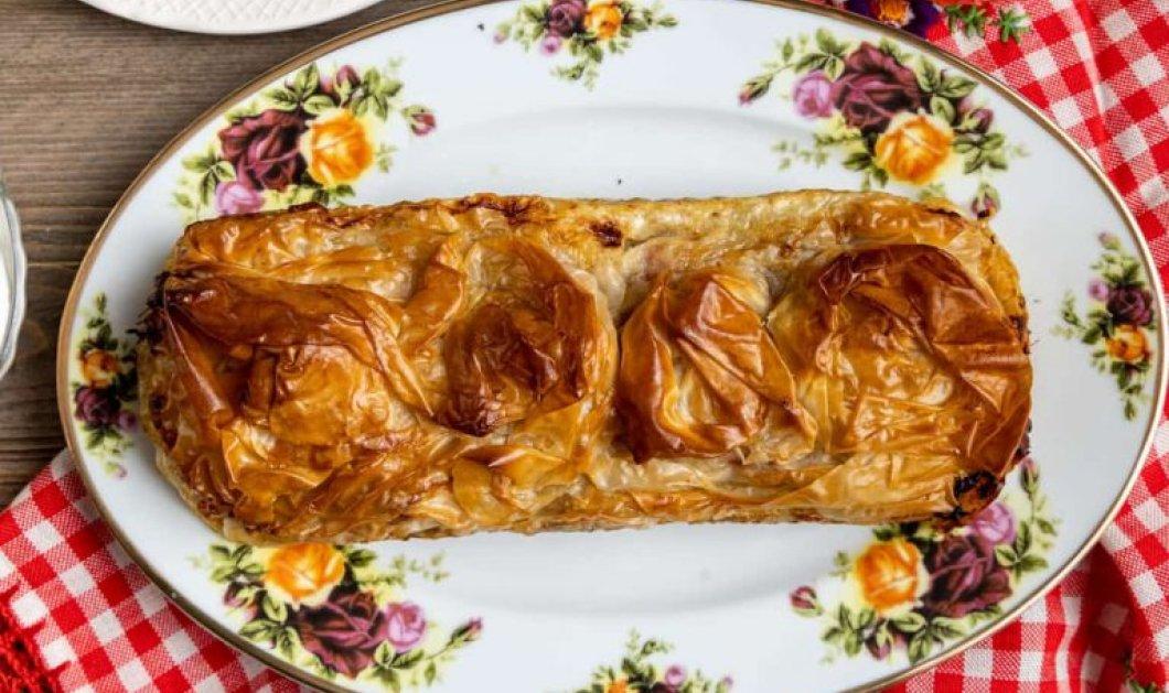 Η Αργυρώ Μπαρμπαρίγου έχει την τέλεια πρόταση - Φανταστική κρεατόπιτα με αρνί από το Πάσχα - Κυρίως Φωτογραφία - Gallery - Video