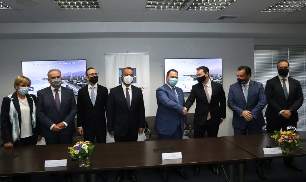Είναι επίσημο: Έπεσαν οι υπογραφές στη συμφωνία για το Ελληνικό - Ξεκινά το μεγαλύτερο έργο αστικής ανάπλασης στην Ευρώπη (φώτο) - Κυρίως Φωτογραφία - Gallery - Video