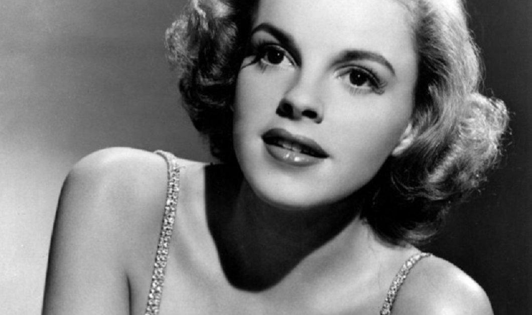Vintage Pics: Η  Judy Garland σε 30 υπέροχες πόζες - Ζωή σαν παραμύθι για την πιο όμορφη ηθοποιό της γενιάς της  - Κυρίως Φωτογραφία - Gallery - Video