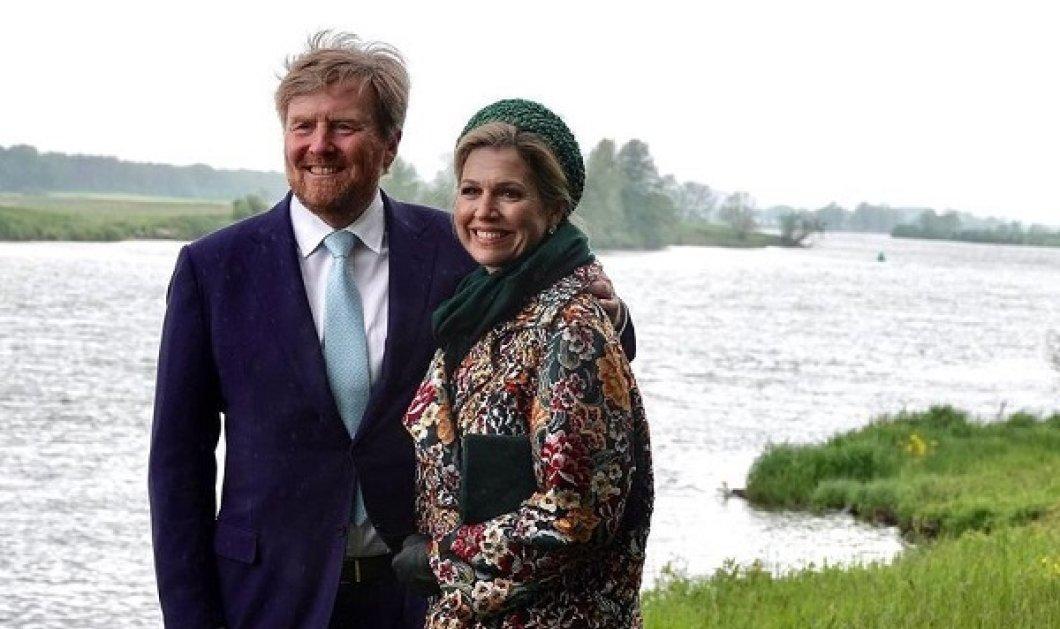 Το πολύχρωμο Oscar De La Renta παλτό που λατρεύει η βασίλισσα Μάξιμα: Το έχει φορέσει με τα πάντα! - πράσινα, κίτρινα και κόκκινα (φωτό) - Κυρίως Φωτογραφία - Gallery - Video