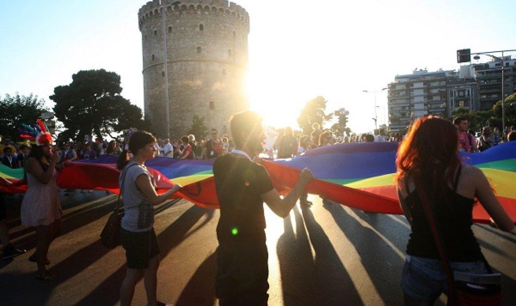 Η πολύχρωμη σημαία του Pride «αναβαθμίστηκε» για να συμπεριλάβει και τα intersex άτομα! - Αυτό είναι το νέο σχέδιο (φωτό) - Κυρίως Φωτογραφία - Gallery - Video