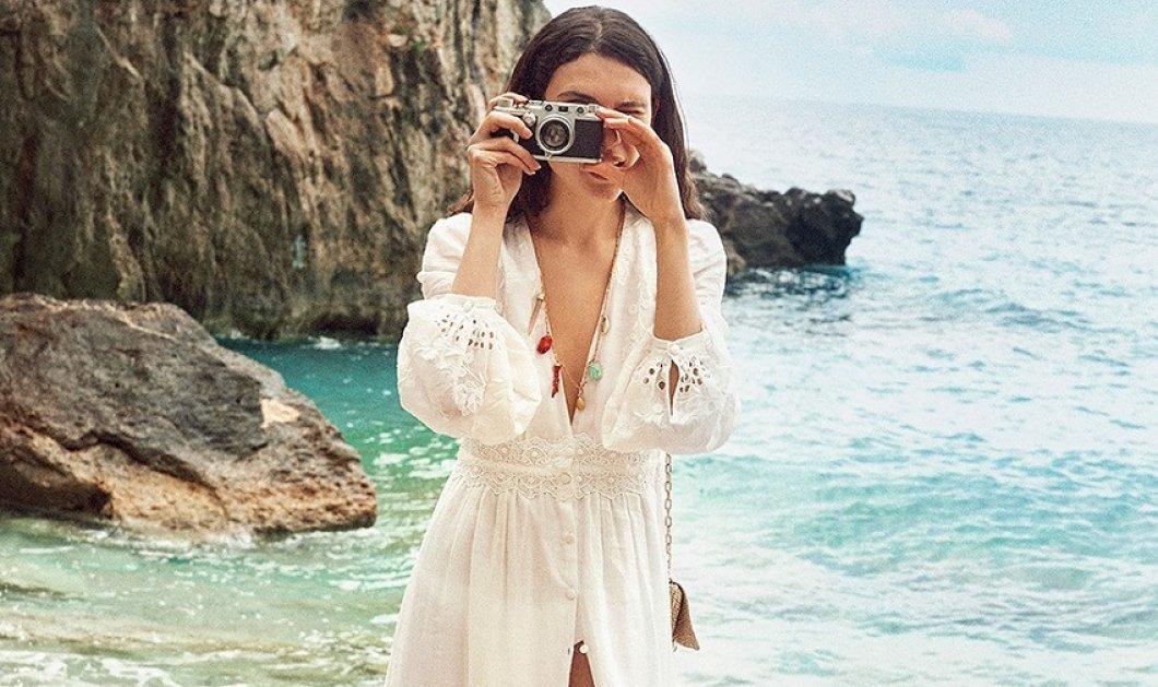 H γυναίκα της Vanessa Bruno είναι γοητευτική & διαθέτει παριζιάνικη φινέτσα  - Τα ρούχα που θα αγαπήσετε (φώτο) - Κυρίως Φωτογραφία - Gallery - Video
