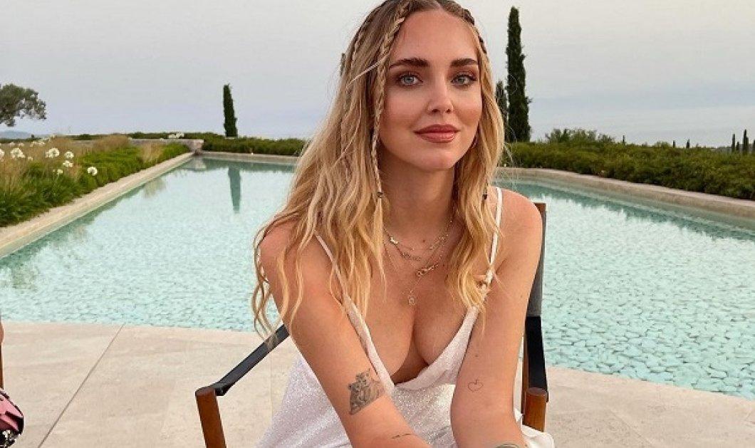 Ένα Σαββατοκύριακο - 3 μπικίνι! Όλα τα μαγιό που φόρεσε η Chiara Ferragni στην Ελλάδα & η πολυτελής βίλα που έμεινε (φωτό & βίντεο) - Κυρίως Φωτογραφία - Gallery - Video