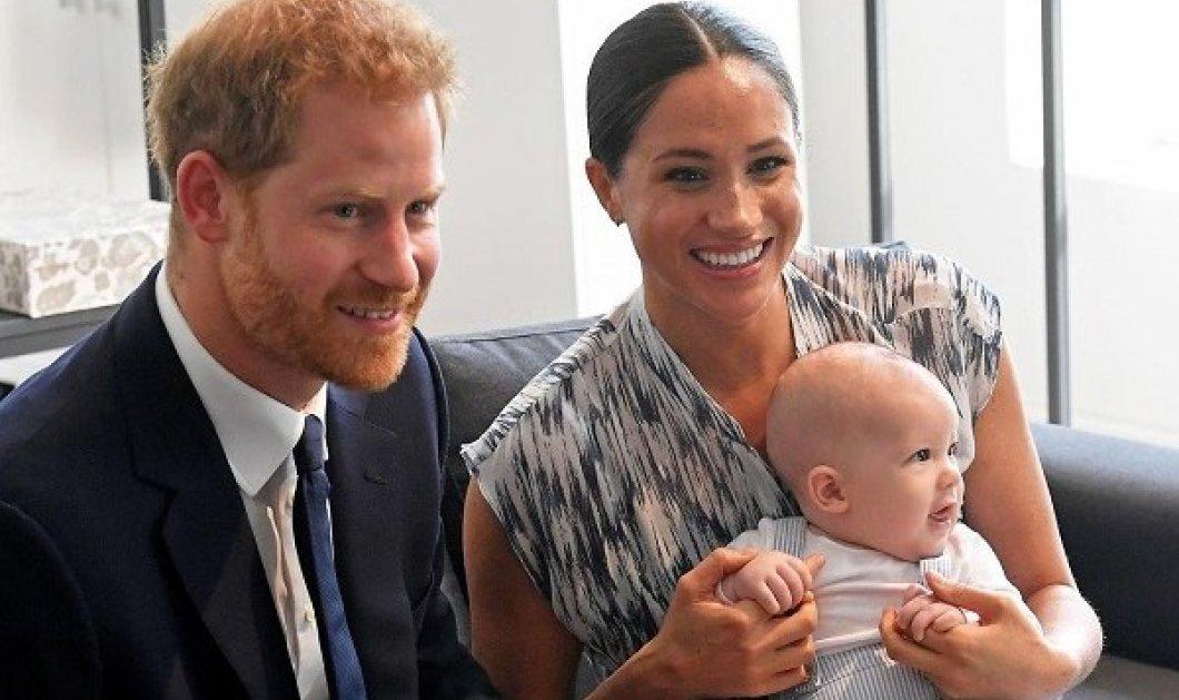 Τα μηνύματα της βασιλικής οικογένειας για τον ερχομό της Λίλιμπετ- Νταϊάνα: Ξετρελαμένος ο Άρτσι με την μικρή του αδερφή (φωτό) - Κυρίως Φωτογραφία - Gallery - Video